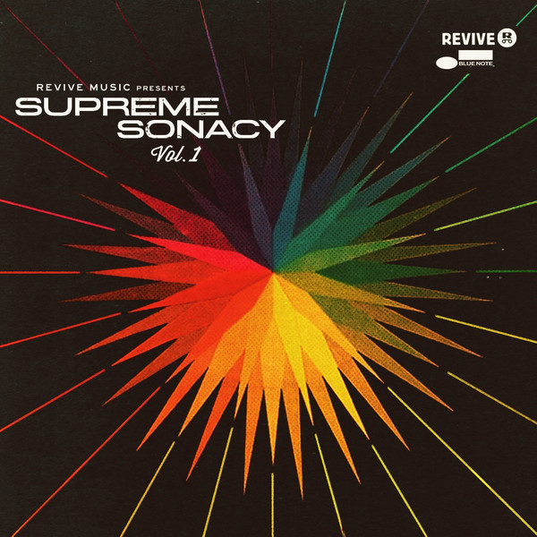 Various Revive Music Presents Supreme Sonacy Vol. 1 Vinyl