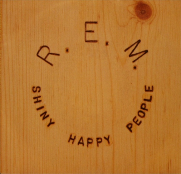 R.E.M. Shiny Happy People