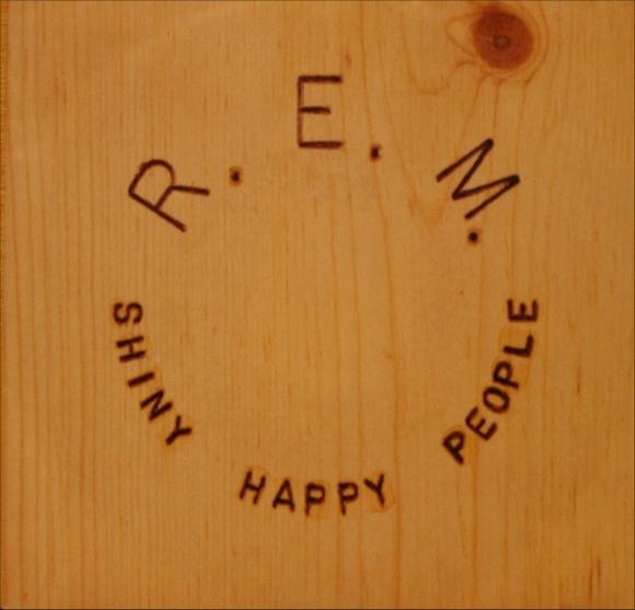 R.E.M. Shiny Happy People Vinyl