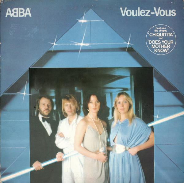 ABBA Voulez-Vous Vinyl