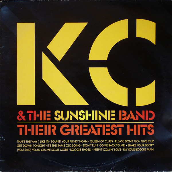 KC & The Sunshine Band Their Greatest Hits
