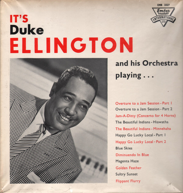 Duke Ellington And His Orchestra It's Duke Ellington