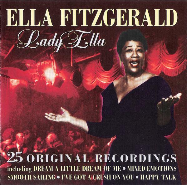 Fitzgerald, Ella Lady Ella