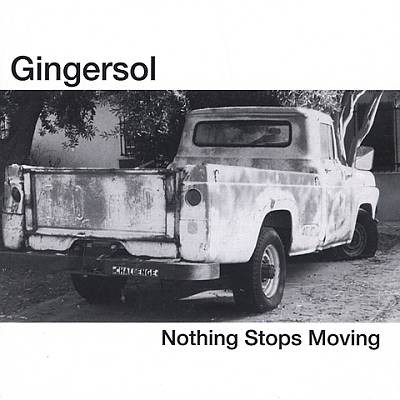 Gingersol  Nothing Stops Moving Vinyl