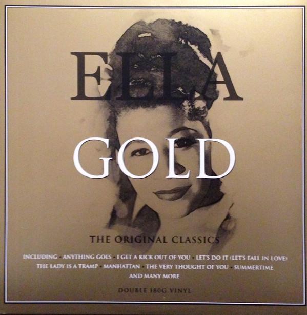 Ella Fitzgerald Gold: The Original Classics  Vinyl