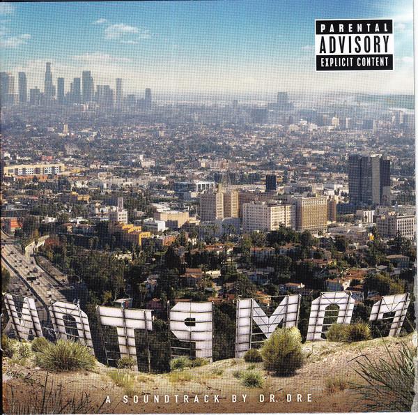 Dr. Dre Compton (A Soundtrack By Dr. Dre)  Vinyl