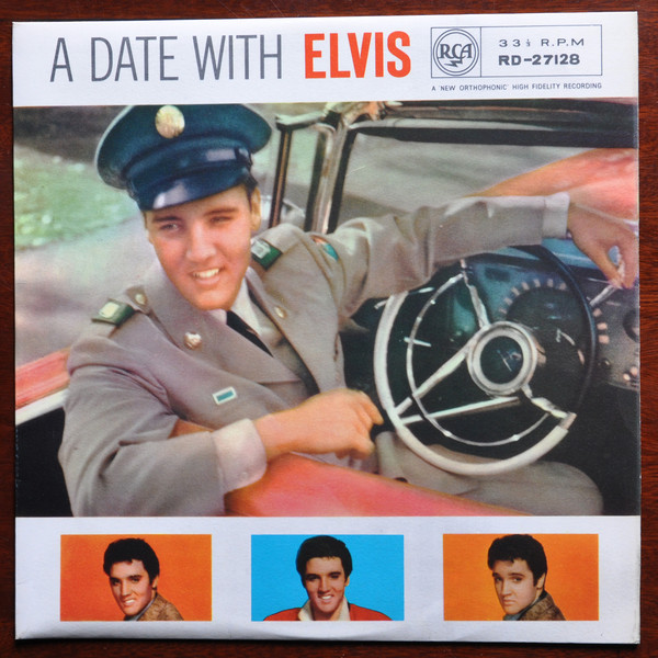 Presley, Elvis A Date With Elvis
