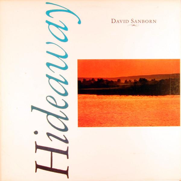 Sanborn, David Hideaway Vinyl