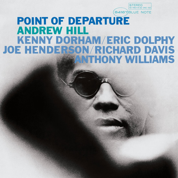 Andrew Hill Point Of Departure Vinyl