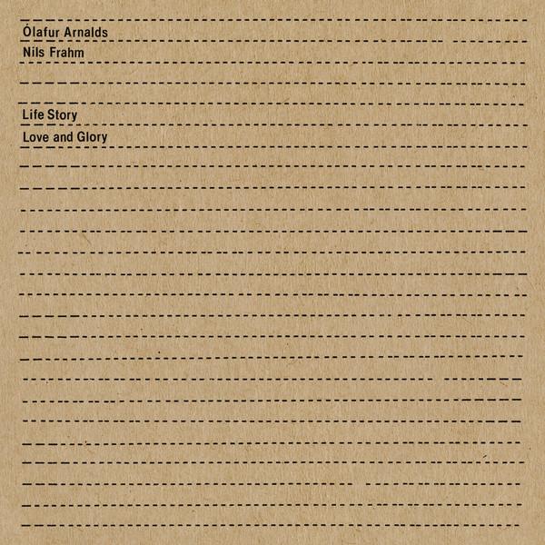 Ólafur Arnalds, Nils Frahm Life Story Love And Glory Vinyl