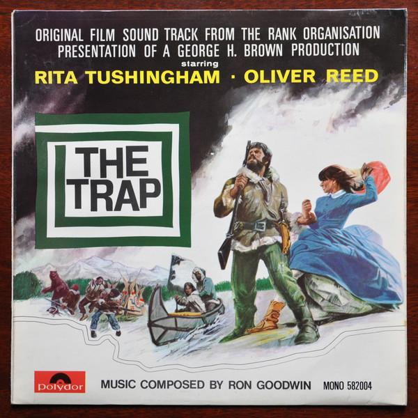Ron Goodwin The Trap (Original Film Sound Track)