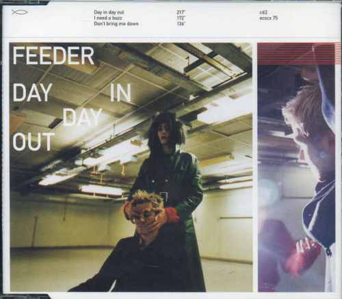Feeder Day In Day Out