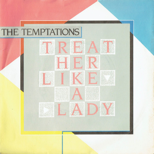 The Temptations Treat Her Like A Lady