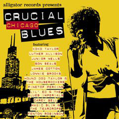 Various Crucial Chicago Blues