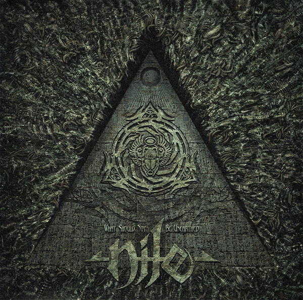 Nile What Should Not Be Unearthed  Vinyl