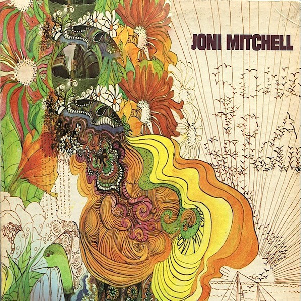 Joni Mitchell Song To A Seagull