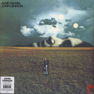 Lennon, John Mind Games Vinyl