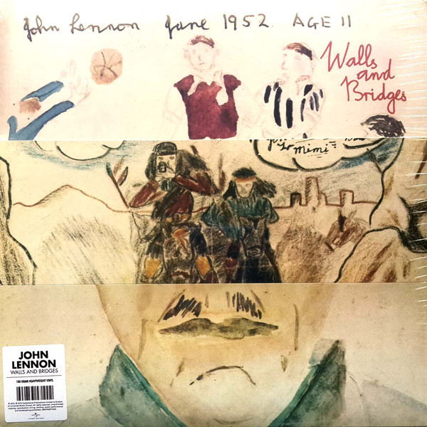 Lennon, John Walls And Bridges