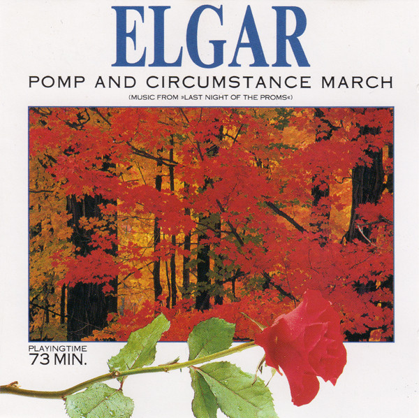 Elgar Pomp And Circumstance March Vinyl