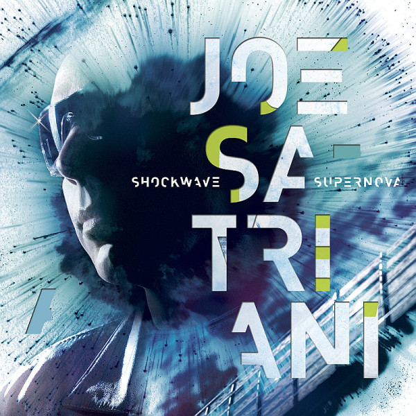 Satriani, Joe Shockwave Supernova Vinyl