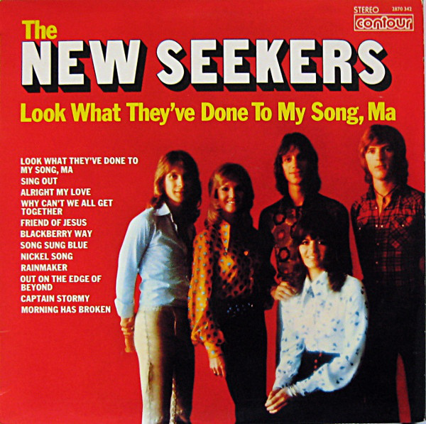 The New Seekers Look What They've Done To My Song, Ma Vinyl