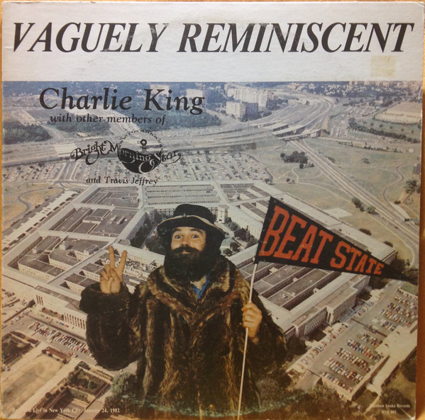 King, Charlie Vaguely Reminiscent Vinyl