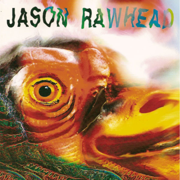 Rawhead, Jason Time Stopped Dead CD