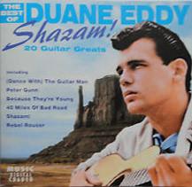 Eddy Duane Shazam