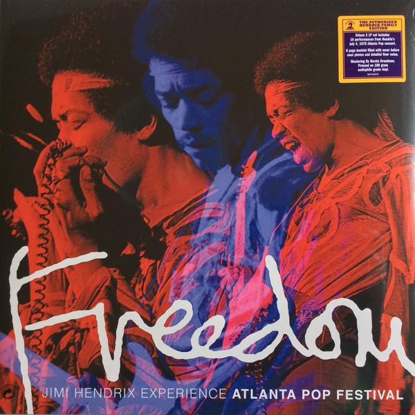 Jimi Hendrix Experience Freedom: Atlanta Pop Festival