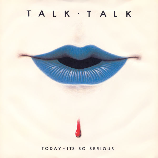 Talk Talk Today • It's So Serious Vinyl
