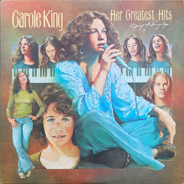 King, Carole Her Greatest hits