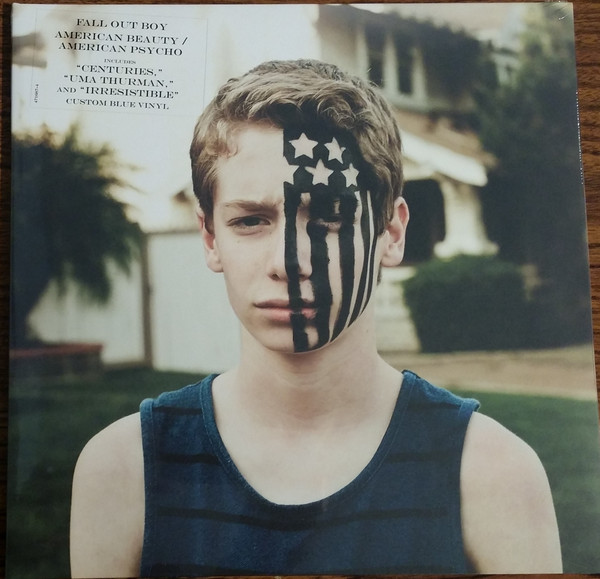 Fall Out Boy American Beauty / American Psycho Vinyl