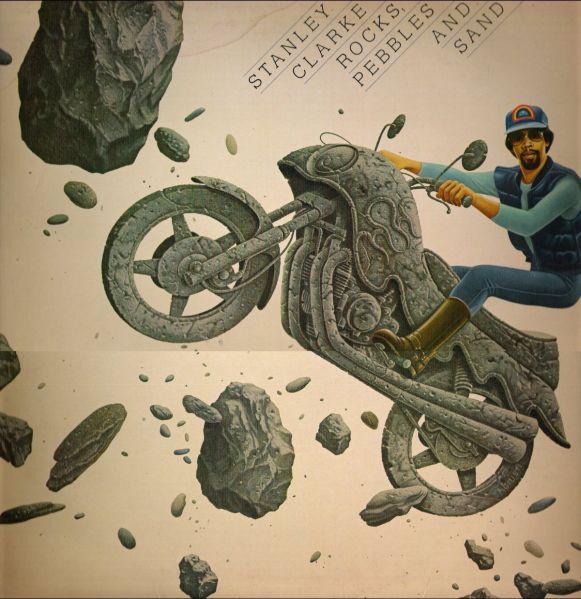 Clarke Stanley Rocks Pebbles & Sand
