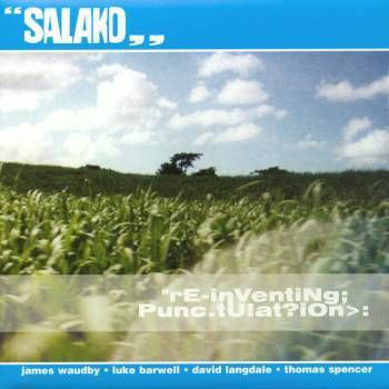Salako Re-inventing Punctuation