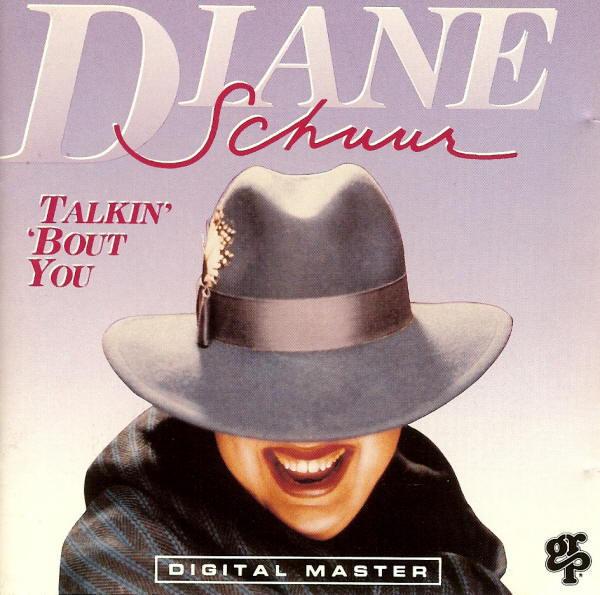 Schuur, Diane Talkin Bout You Vinyl