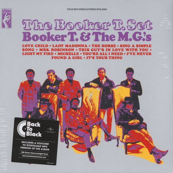 Booker T. & The M.G.'s The Booker T.Set