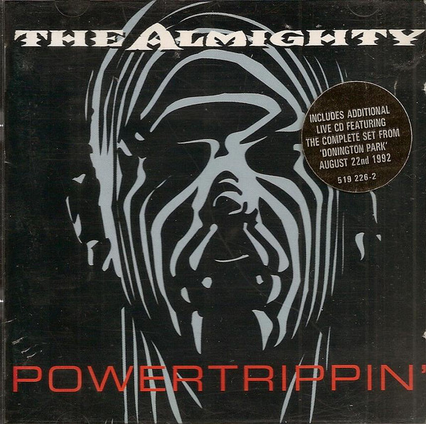 The Almighty Powertrippin' Vinyl