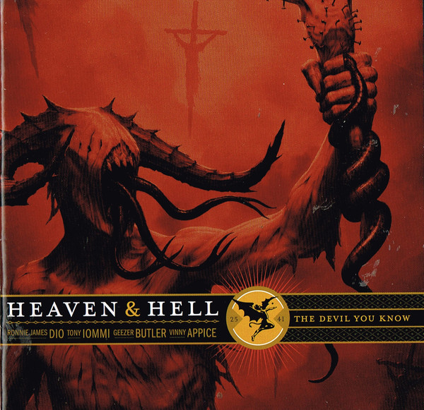 Heaven & Hell The Devil You Know Vinyl