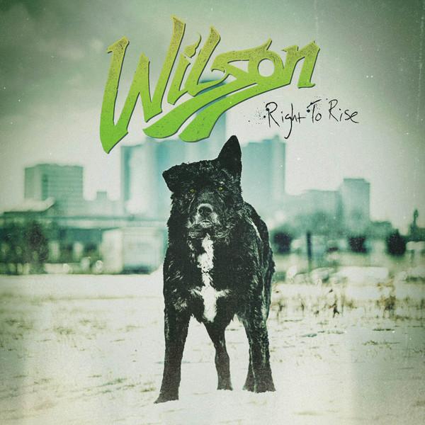 Wilson Right To Rise Vinyl