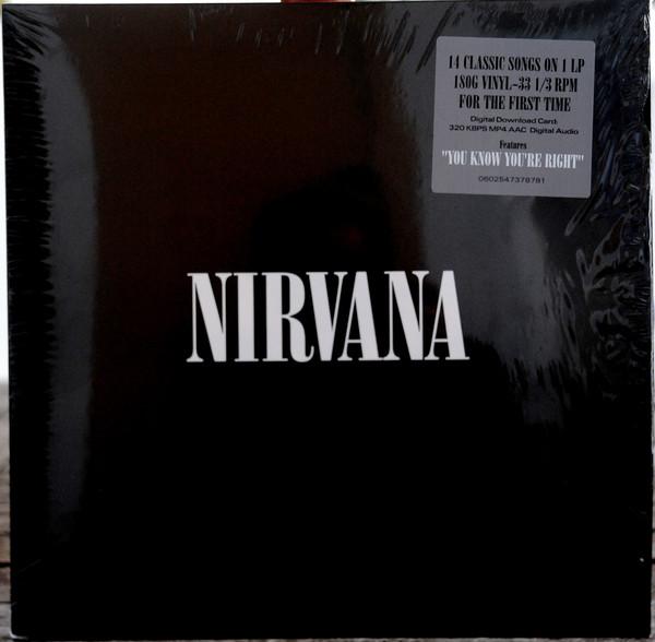 Nirvana Nirvana Vinyl