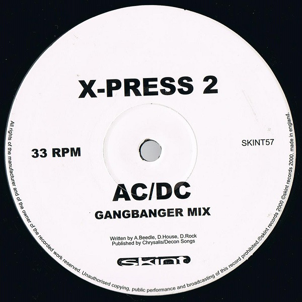 X-Press 2 AC/DC