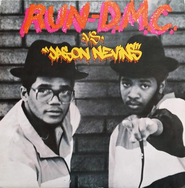 Run Dmc Vs Jason Nevins It's Like That Vinyl