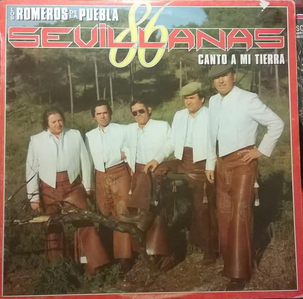 Los Romeros De La Puebla Canto A Mi Tierra Vinyl