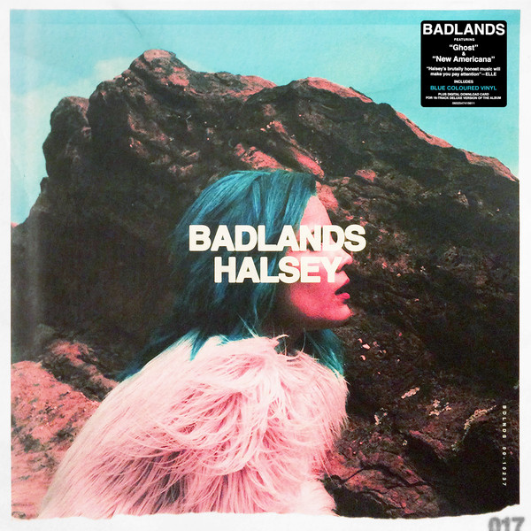 Halsey Badlands Vinyl