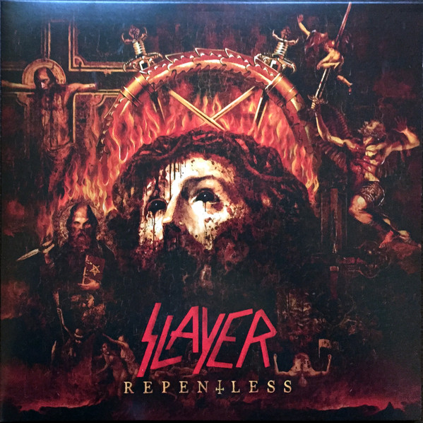 Slayer Repentless Vinyl