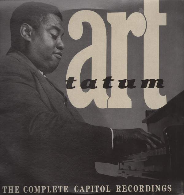 Tatum, Art The Complete Capitol Recordings