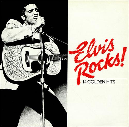 Presley, Elvis Elvis Rocks Vinyl