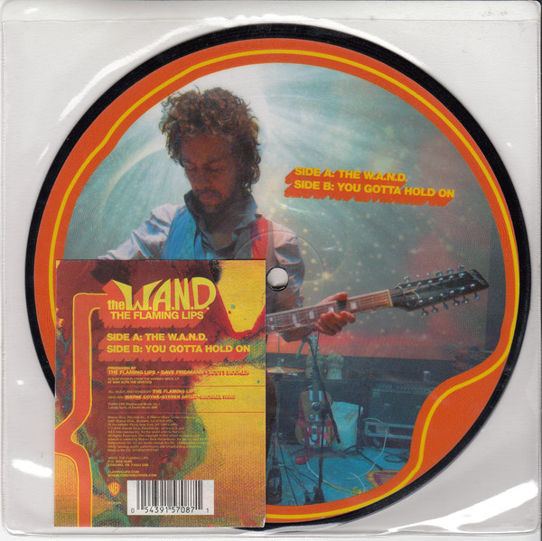 The Flaming Lips The W.A.N.D.