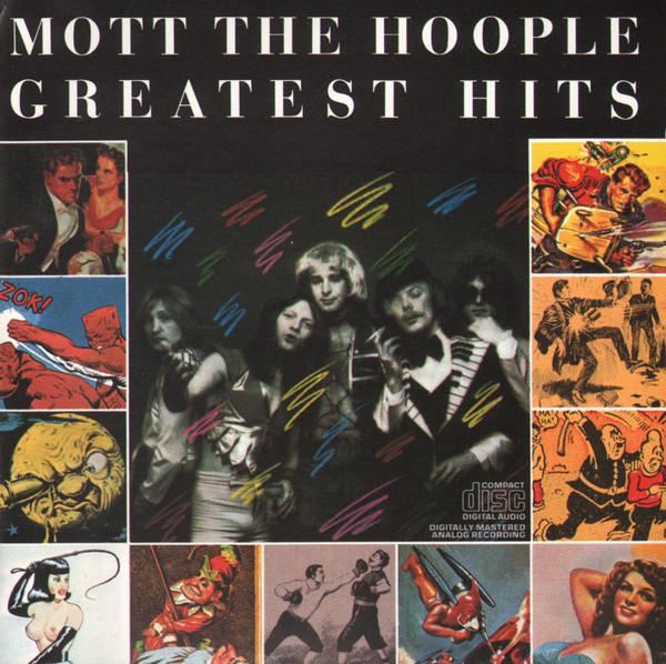 Mott The Hoople Greatest Hits