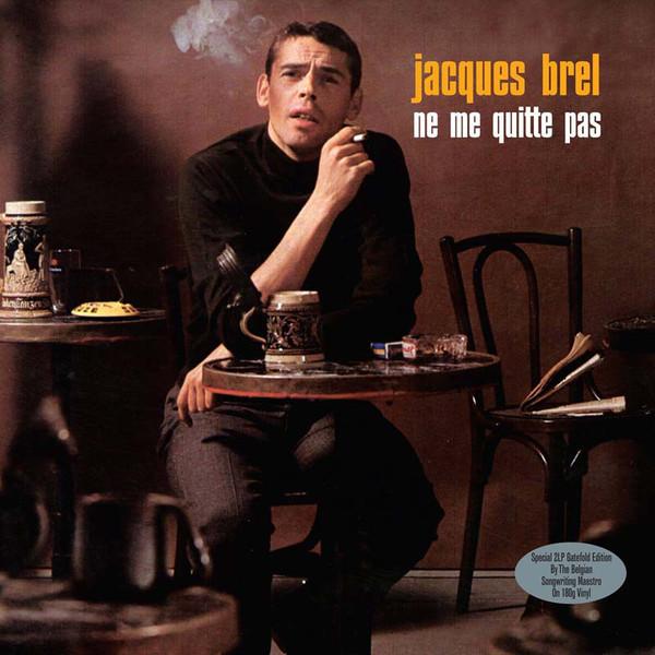 Jacques Brel Ne Me Quitte Pas Vinyl